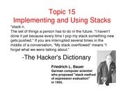 Topic15Stacks