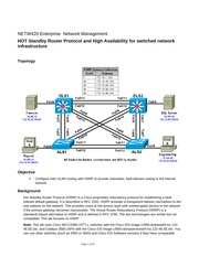 High availability lab netw420-2-3