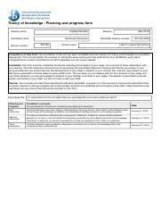Tok essay examples free