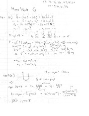 Home Work 6 Solutions011