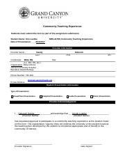 NRS-427V-RS-CommunityTeachingExperienceForm.doc