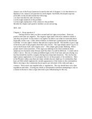 Essay Questions - Chapter 4.docx