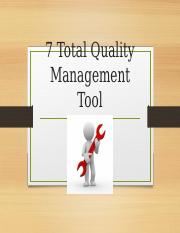 7 Total Quality Management Tool.pptx