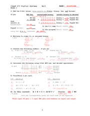 270Exam1Sp11solutions