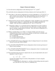 Chapter 2 Solutions