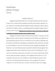 Language as Oppression Final Draft.docx