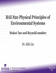 BAE820_01 Stokes'law and Reynold number.pdf