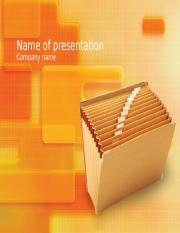 Name of presentation 1