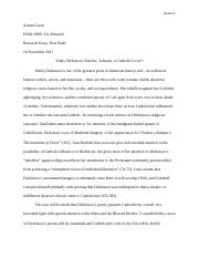 Dickinson Essay Final Revision.docx