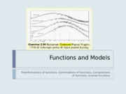 Functions and Models2