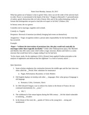twelfth night gender essay