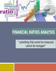 FINANCIAL RATIOS-FRANCHISING(FIN).pptx