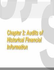 Chap 2_Audits of Historical Financial Information (1).ppt