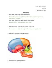 SPA 330 student edition HW #8