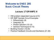 ENEE205 Fall2013 Lecture17 Gomez