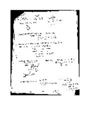 Basic Matrix Notes