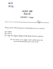 AGEC 105 Fall 2013 Test 2 Answer Key.pdf