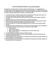 Dietary analysis paper