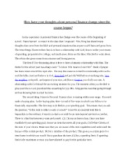 being a good steward essay   what does it mean to be good steward     pages personal finance essay