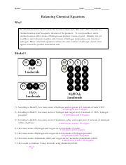 Balancing Chemical Equations POGIL Activity_edited (chp 4) - Name ...
