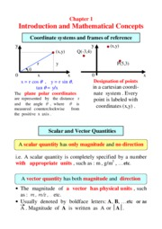 ch 01 Introduction and Mathematical Concepts