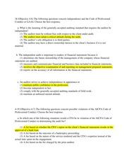 acct 553 week 5 homework es