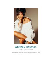Whitney Houston.docx