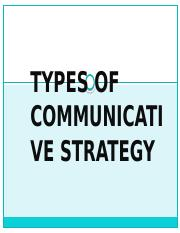 TYPES OF COMMUNICATIVE STRATEGY.pptx