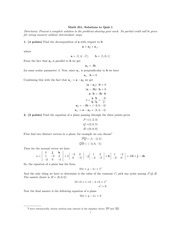 Quiz1 with solutions