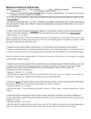 Article 3 write up