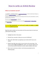 How to write an article review.docx