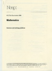 2009_Maths2U_TrialHSC_Neap_Solutions