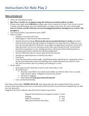 Instructions - Role Play 2.pdf