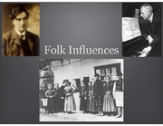 Folk Influences