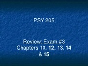 Blackboard version_Exam 3 Lecture Review