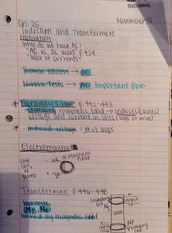 Physics 1320 Ch. 25 Notes