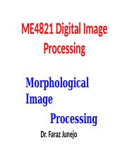 Lecture 9 Morphological IP_1