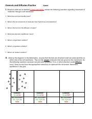Cell Transport Practice Worksheet.answers.doc - Osmosis ...