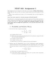 STAT 443 assignment1