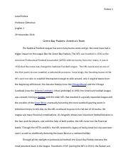 Researched Argument English 1 .docx