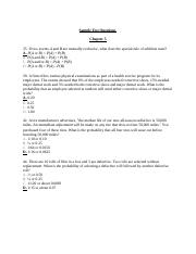 Sample Test Questions - Exam 2.docx