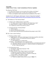 Outline Lecture Twenty ec sp101
