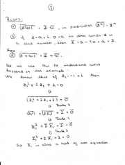 Complex Numbers 7