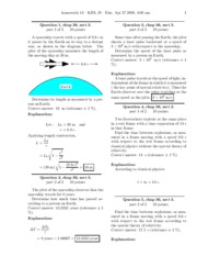 Engineering Physics 2 Homework