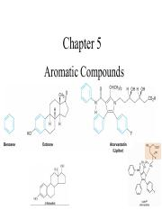 9. Aromatic subs reaction