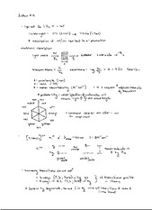 CHEM 40 Spring 2014 Notes on Lecture 19