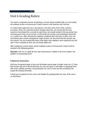MT140_Unit6_GradingRubric