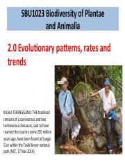 Chapter 2 Evolutionary patterns, rates and trends (latest).pdf