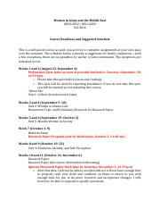 RELS2852_Deadlines-and-Schedule