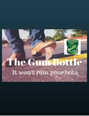 The Gum Bottle